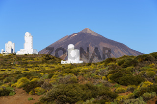 Observatorio del Teide, Sternwarte im Teide-Nationalpark, UNESCO