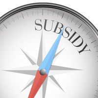 compass concept Subsidy