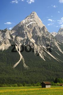 Ehrwalder Sonnenspitze, Tirol