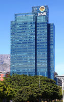 First National Bank in Cape Town, South Africa