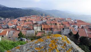 Osilo, Sardinien (Provinz Gallura)