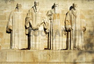 Internationales Reformationsdenkmal, Genf, Schweiz