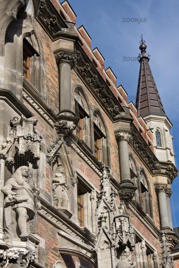 Rathaus München Detail
