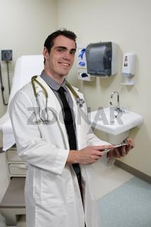Handsome Man Doctor