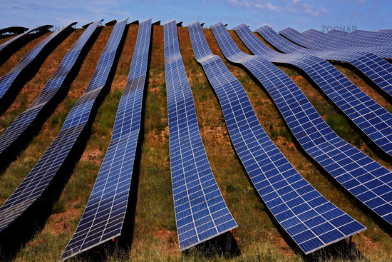 Photovoltaic in Provence