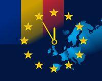 EU and flag of Romania - five minutes to twelve.jpg