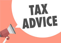 Megaphone Tax Advice