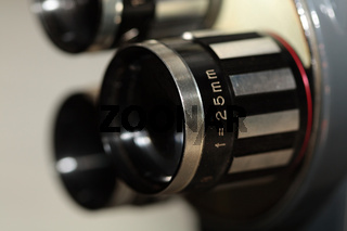 Objektiv Festgroesse 25mm