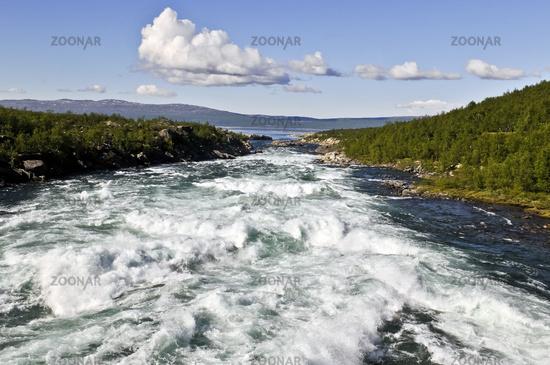River in Sarek