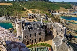 Fort la Latte in France