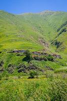 Kazbegi - Juta mountains, Georgia