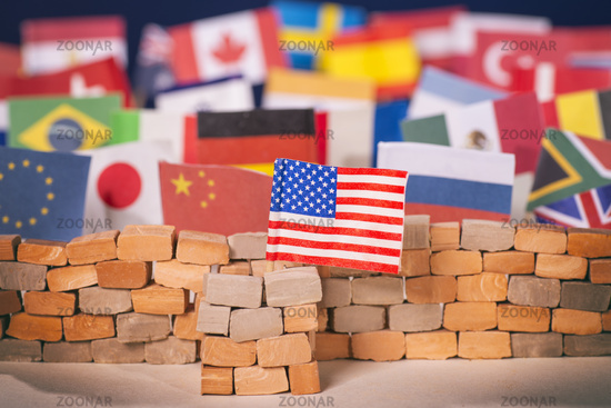 Protectionism of the USA
