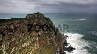 Storm at Cape of Good Hope