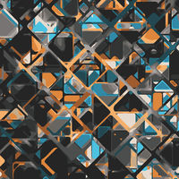 Abstract geometric tech background for use in design