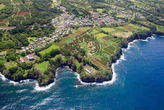 Papaikou, Big Island, Hawaii