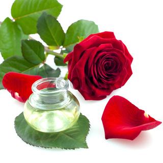 Rosenduft / essential oil