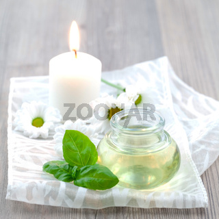 Aromaoel Basilikum / essential oil basil