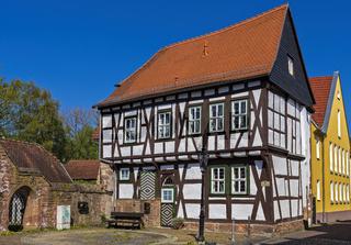 Rathaus Burg Gelnhausen