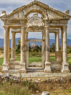 Sebasteion Tetrapylon Aphrodisias, Turkey