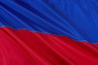 Civic flag of Haiti