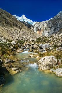 Alpamayo in Peru