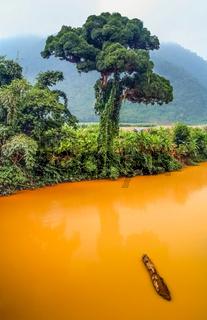 Tropical Xishuabanna landscape