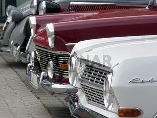 Opel Rekord Oldtimer - verschiedene Modelle