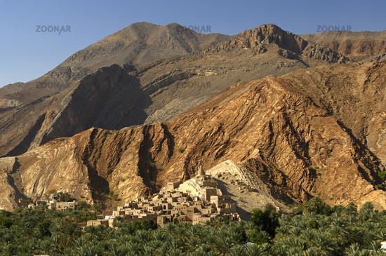 Bergdorf Birkat al Mawz, Oman