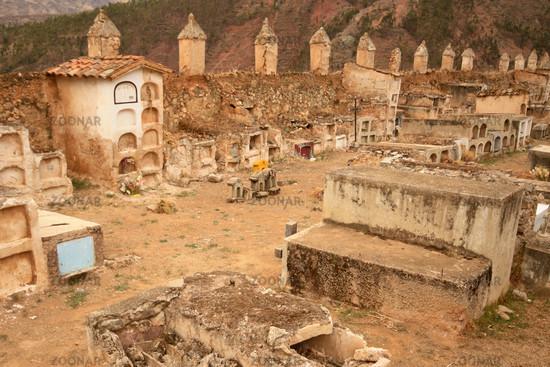 Alter Friedhof, Südamerika