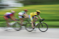 Racing cyclists - Impression/ Typical