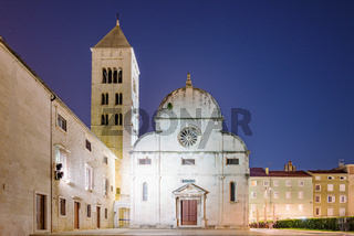 Cathedral in Zadar