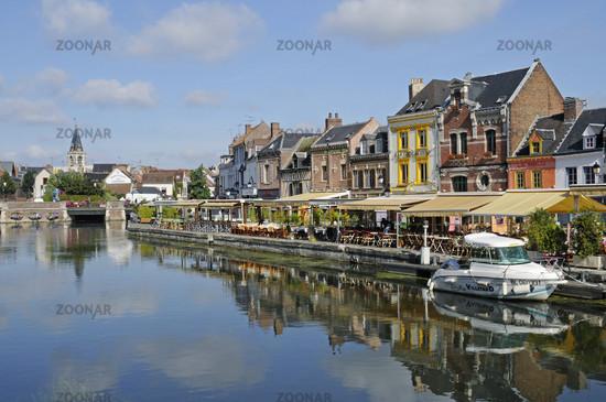 District in Saint Leu