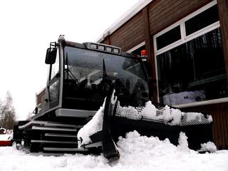 Schneekatze - Snowplow