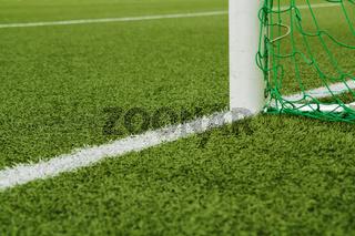 Fußballtor Ausschnitt & Unschärfe 3