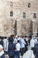 The area in front of Western Wall