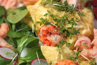Omelette Springtime