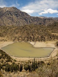 Lagune, Peru