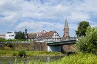 Hoexter Weserbrücke