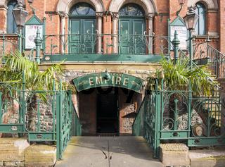 The Belfast Empire Music Hall