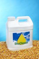 Gallon of Biodiesel