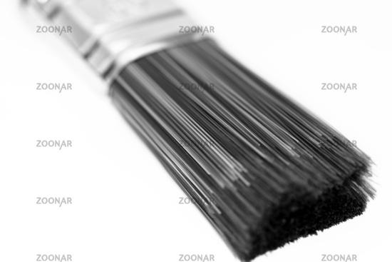 Brush bristles black and white (1)