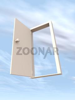 Door to Freedom