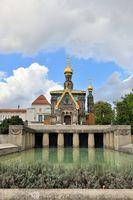 Russian Chapel Darmstadt