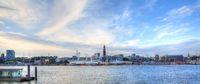 Port of Hamburg, Germany