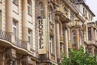 Hostel in Frankfurt