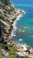 Küste v. Ibiza