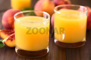 Peach Juice or Nectar