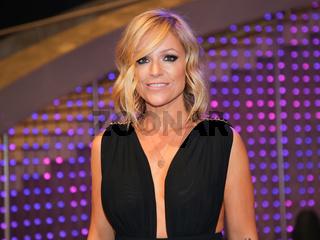 Sängerin Michelle nach der ARD TV-Show Schlager Countdown in Oldenburg am 25.03.2017