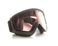 The ski glasses.