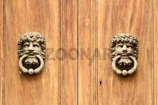 Door knockers Italy